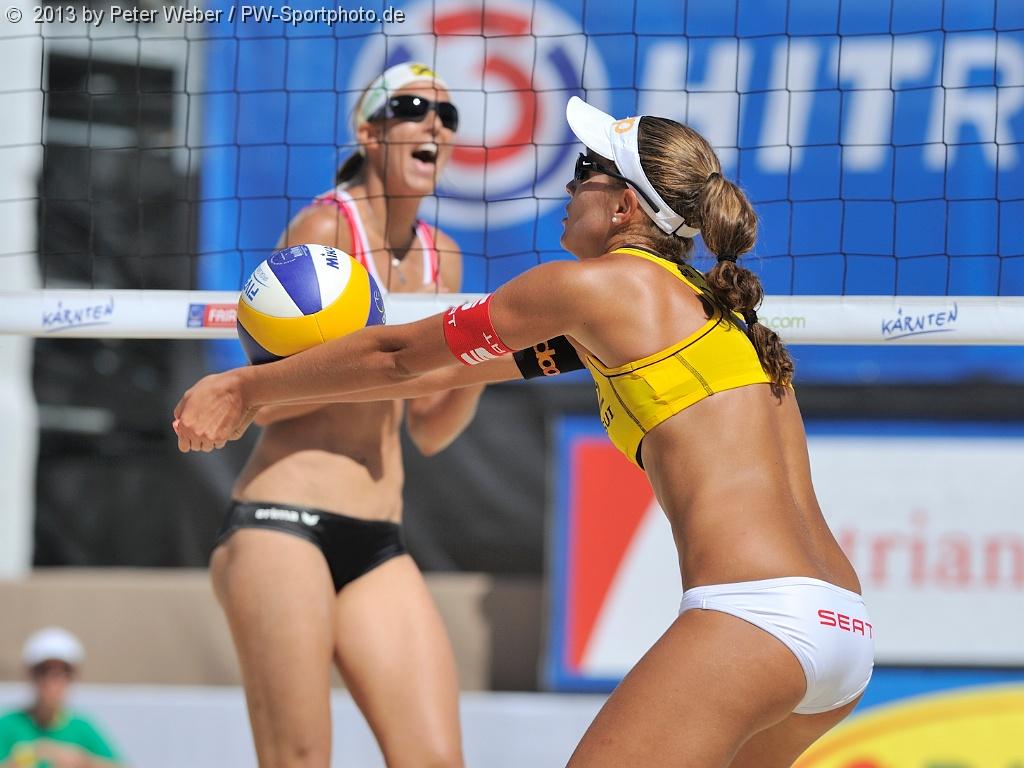 PW-Sportphoto/Beach Volleyball/CEV European Championships ...